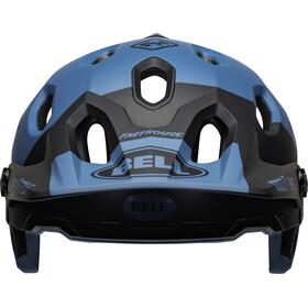 Bell Super DH MIPS Cykelhjelm fasthouse, matte blue/black